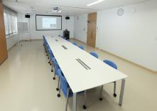 メッシュ技術革新センター内部の様子6